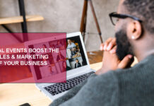 ways Virtual Events can boost Sales