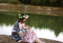 How to Find the Right Breastfeeding Dress?