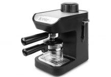 small espresso maker