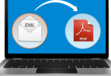 eml to pdf