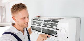 DIY Air Conditioner Winter Shutdown