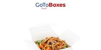 Noodle Boxes Wholesale